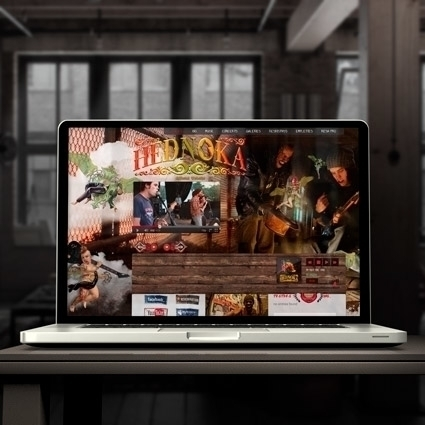 webdesign, website - picturgency | ello