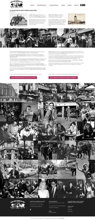 webdesign, history - picturgency | ello