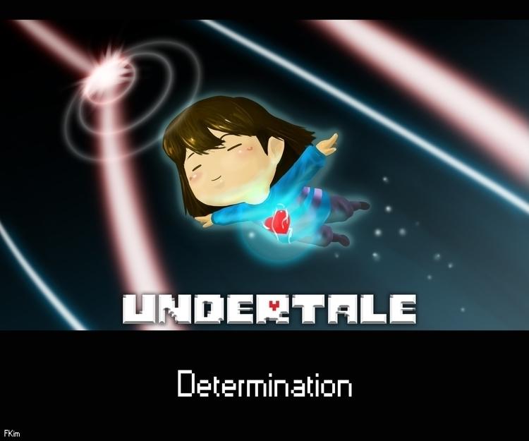 Hero Determination - illustration - fkim90 | ello