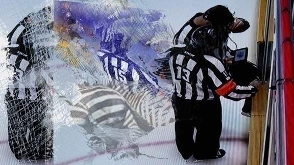 hockeyrefsbuffalopegulavillustration - marzahn | ello