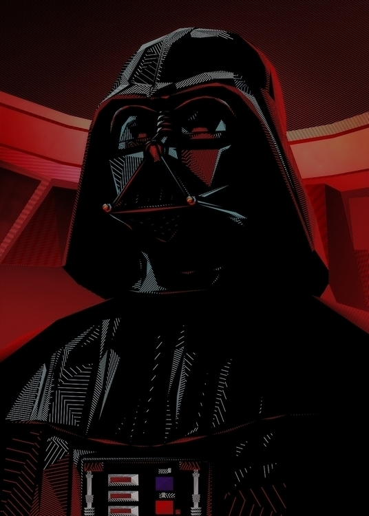 Dark Lord Sith DARTH VADER Aquí - andreszen | ello