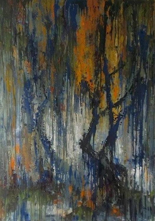 Autumn 180x130 Oil canvas. 2014 - tanya_vasilenko   ello