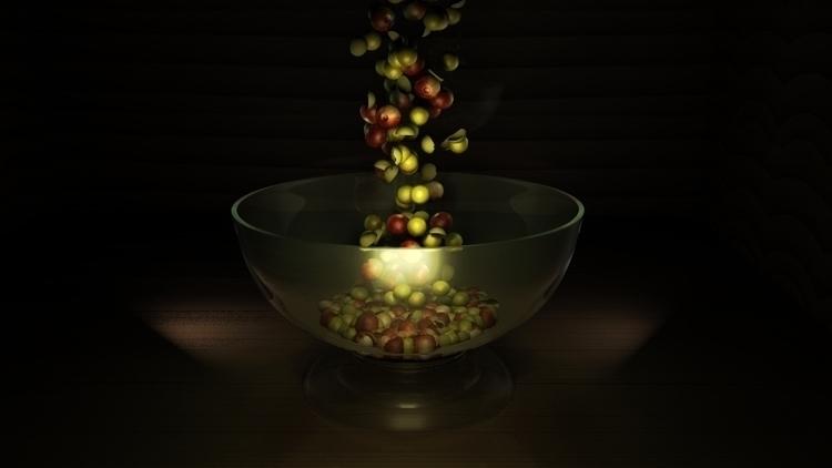 Transparent Bowl Fruits - monishas | ello