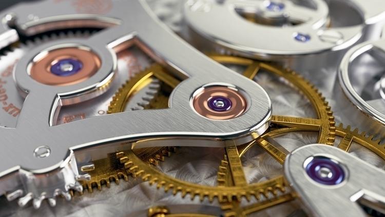 3d, 3dart, watch - arturtamiola | ello