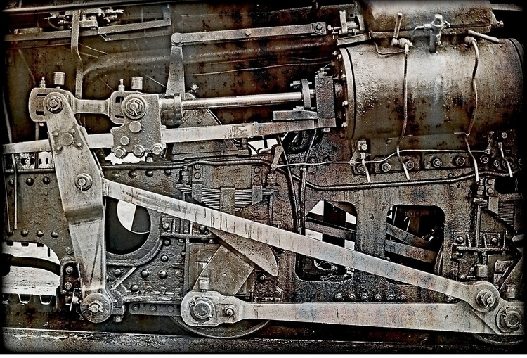 oily components steam cog locom - leo_brix   ello
