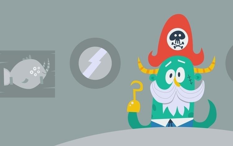 Math app children - illustration - sweatshopillustrations | ello