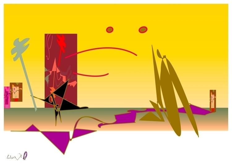 Tranquill Today - characterdesign - danielspeterv | ello