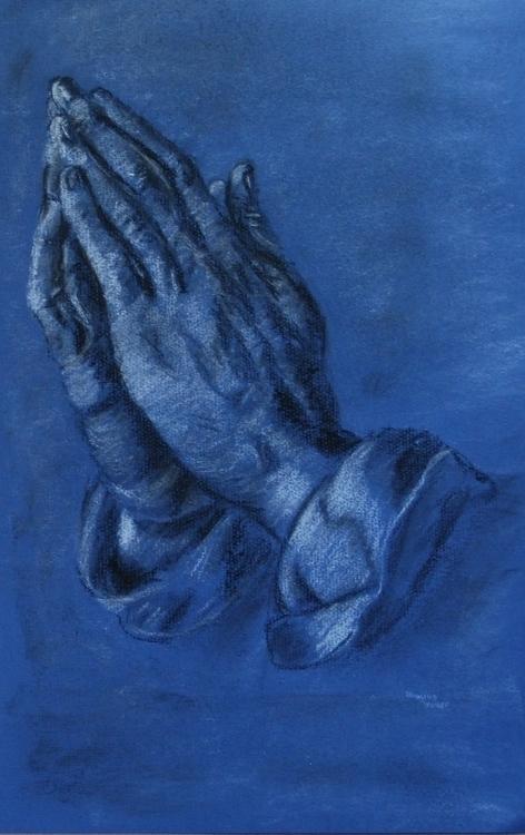 Study Durer praying hands - waynemiller | ello