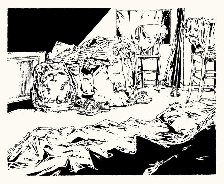 Futon - bedroom - gommette | ello