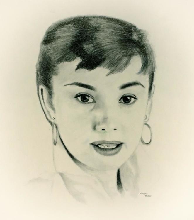 Audrey Hepburn - waynemiller | ello