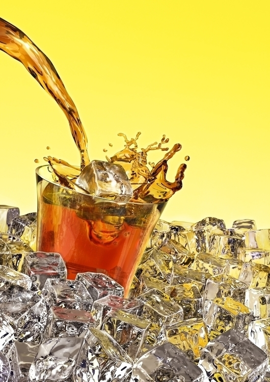 Amila Iced Tea portrait format - vantage-9372 | ello