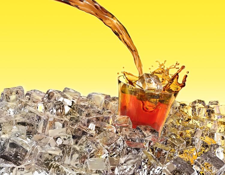 Amila Iced Tea landscape format - vantage-9372 | ello