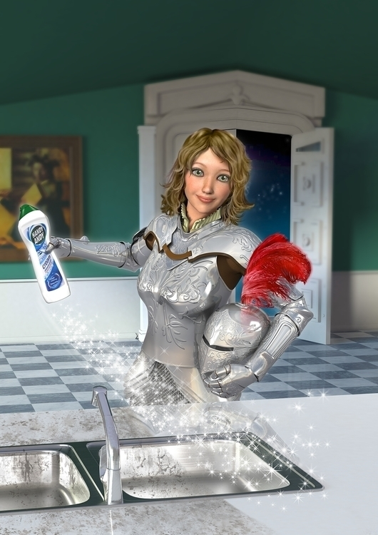 Cinderella KV Knight Character - vantage-9372   ello