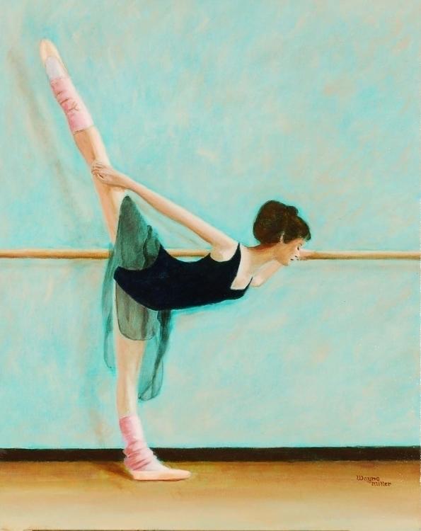 Ballerina - waynemiller | ello