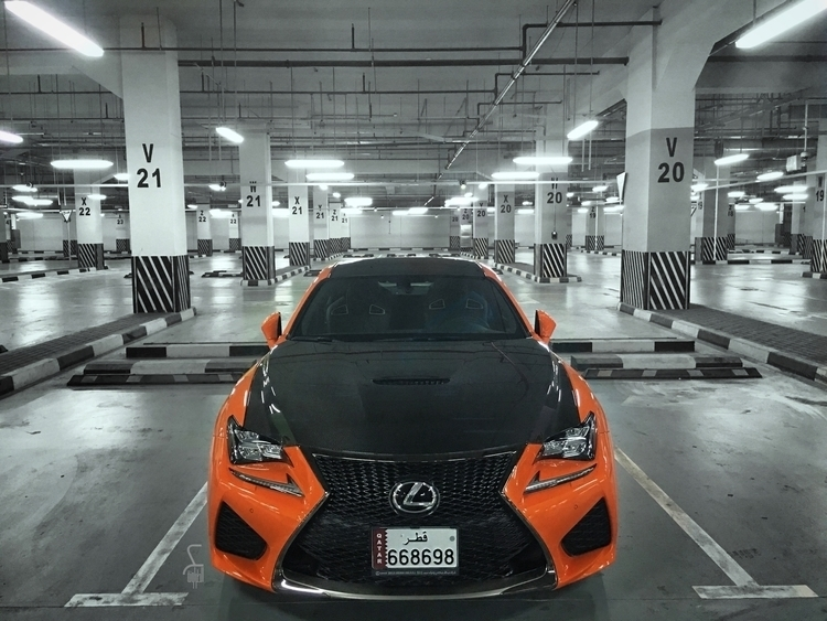 Lexus RC Carbon Package photogr - alaatarawneh | ello