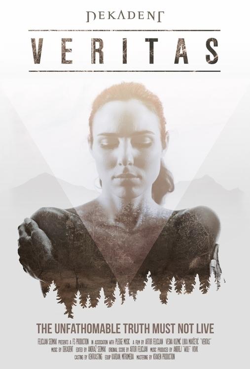 Film poster Dekadent: Veritas - movieposter - felicijansedmak | ello