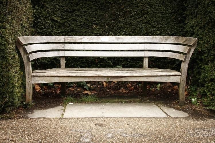 photography, bench, park, london - ahabashi | ello