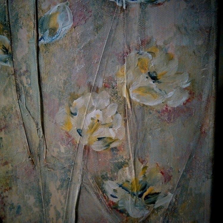 wallpaper. acrylic canvas - theoldwallpaper - atelierhansen | ello