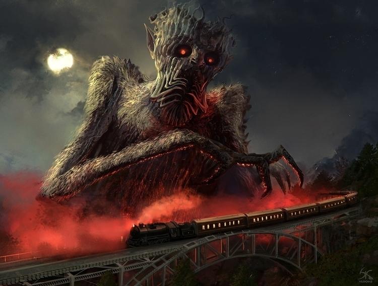 Title Badmoon Evil Demon BADMOO - sanskarans   ello