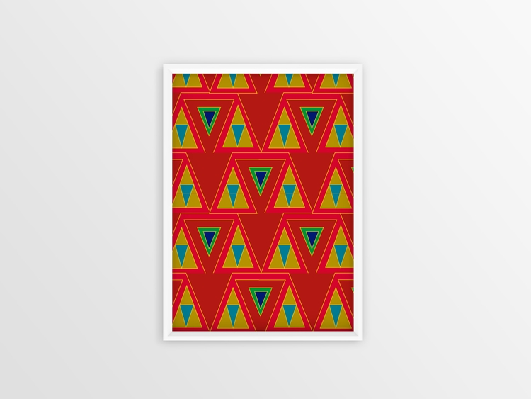 wayuu design - patterndesign, pattern - grafika-5226 | ello