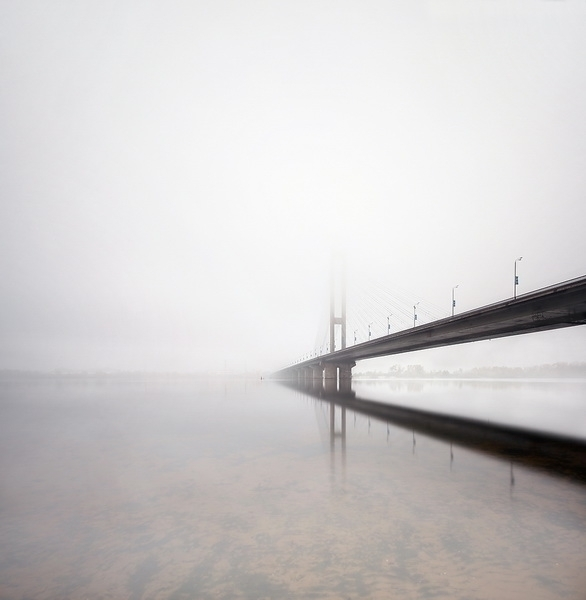 TITLE: Southbridge, Study - 1, photography - alexnesterovskyi | ello