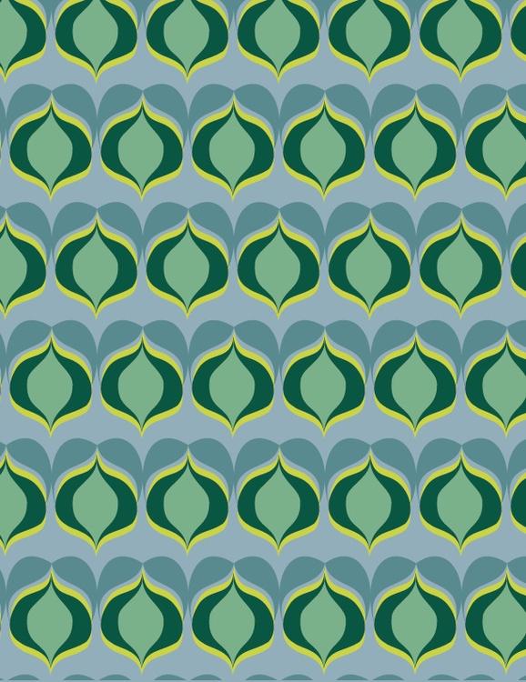 pattern - patterndesign, illustration - grafika-5226 | ello