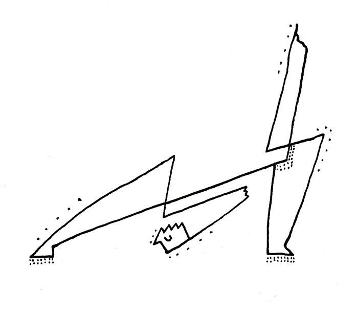 Dancing - drawing, sketch, line - shimaby | ello