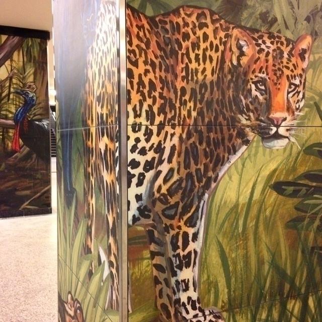 Javan Leopard Berlin Undergroun - felix_scholz_ | ello