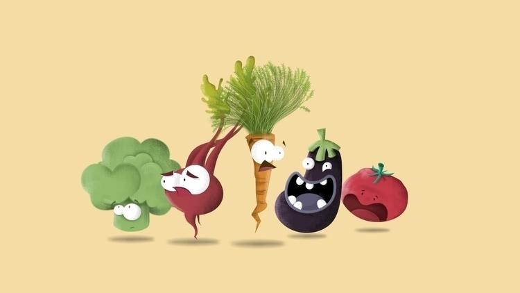 5 scared vegetables academic pr - rodrigocordeiro | ello