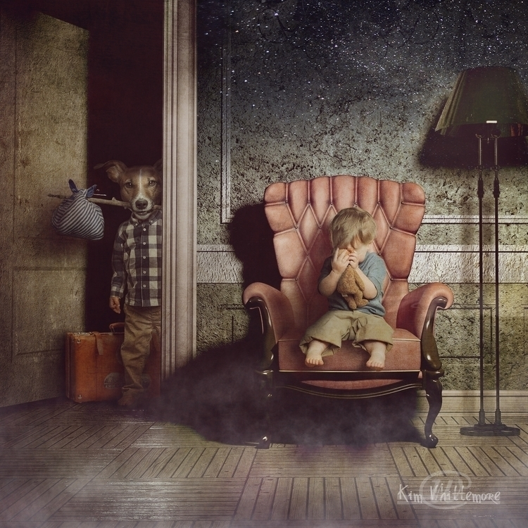 Bad Dream - kimwhit-2847   ello