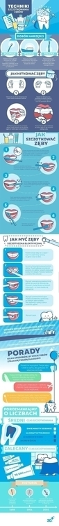Brushing teeth techniques infog - betka_past | ello