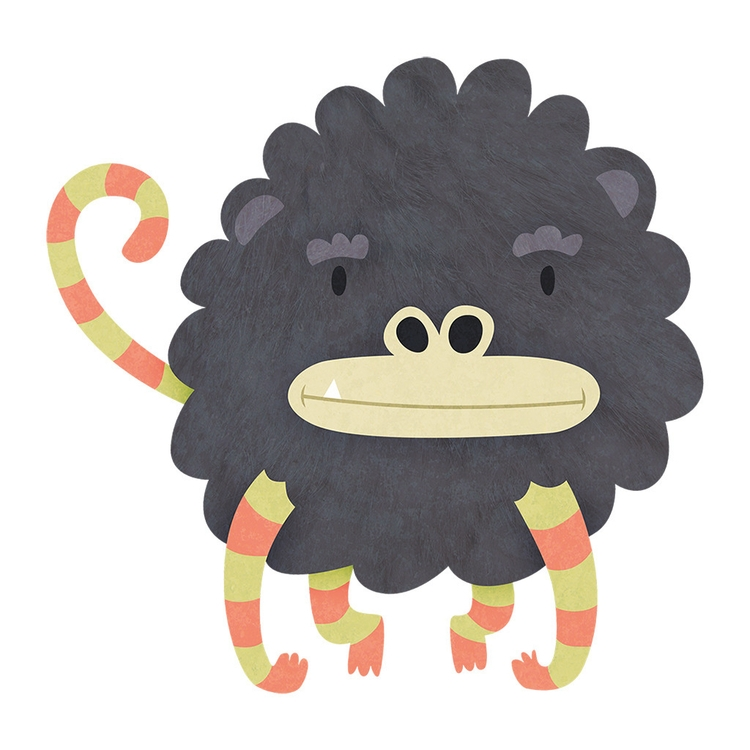 Monkeybum Monster Scales Book - monster - clairestamper | ello