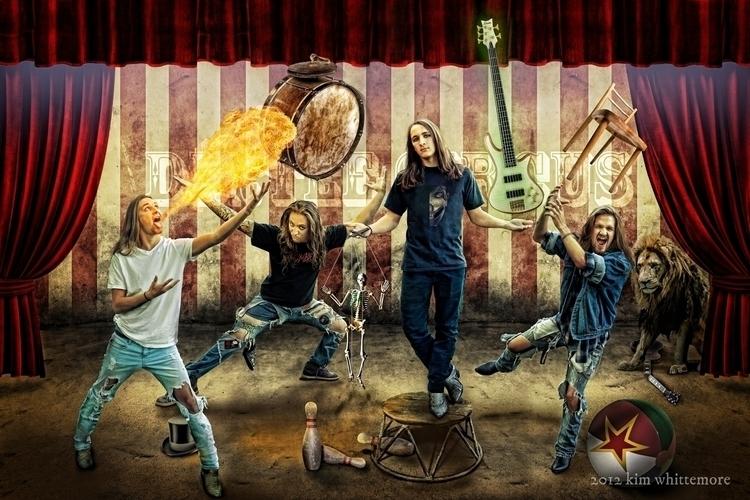 Dirtee Circus (band - music - kimwhit-2847 | ello