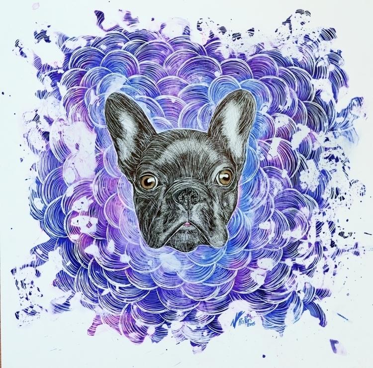 Stella - piggydog, frenchbulldog - alejandropinpon | ello
