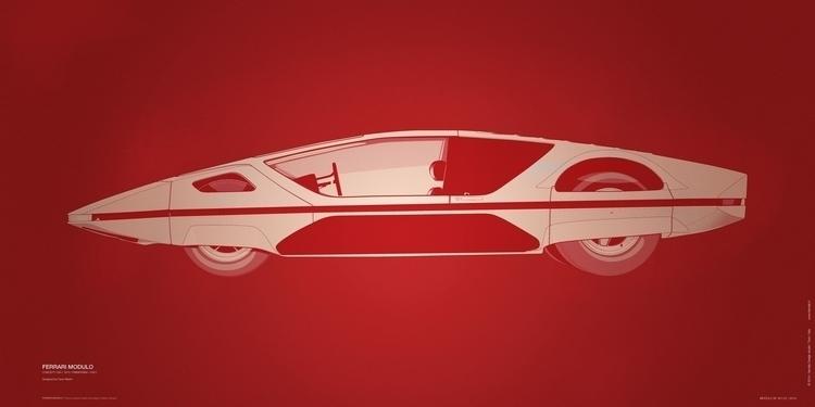 Ferrari Modulo 01-2 - ferrari, modulo - itemlab | ello