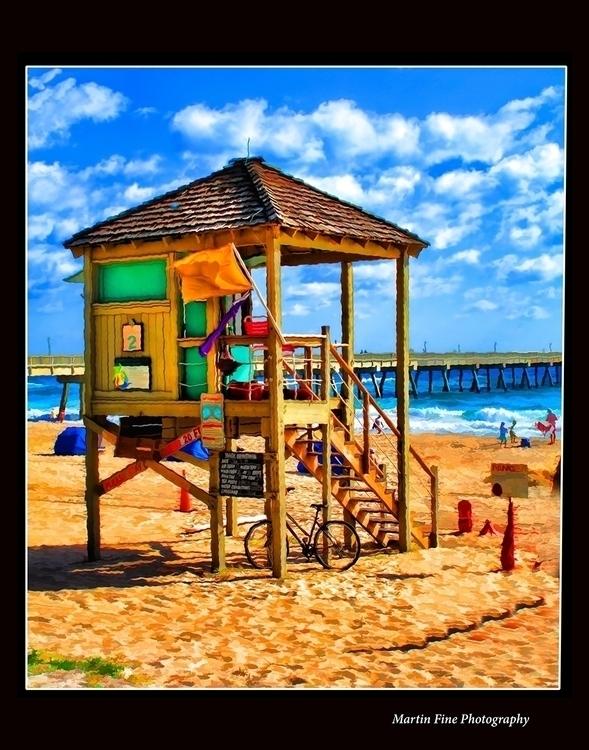 Lifeguard Hut, Delray Beach - martfine | ello