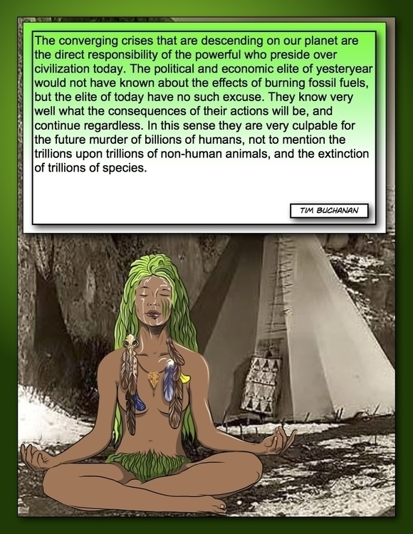 Tim Buchanan quote - #shamanka,femaleshaman,shaman, - metabaron777 | ello