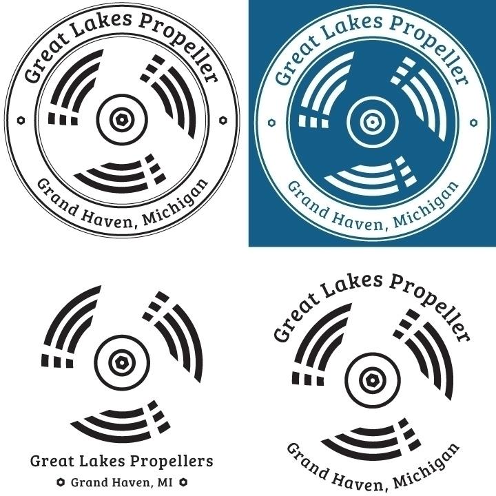 Concept Logo: Great Lakes Prope - kmjoslin | ello