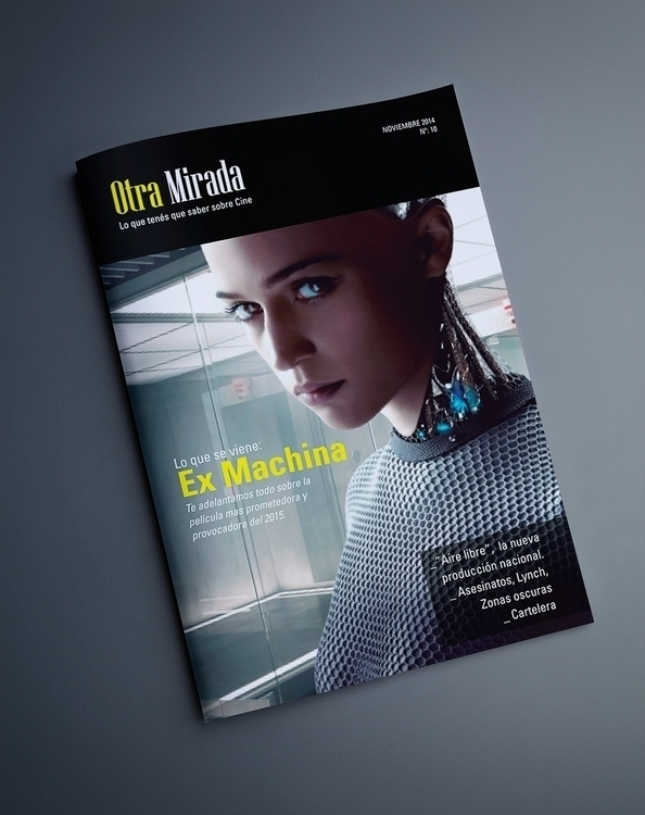 Editorial Design - Magazine (Co - vany-1436 | ello