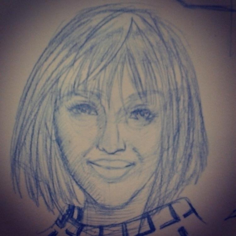Sketched waiting office - sketch - alisa102 | ello