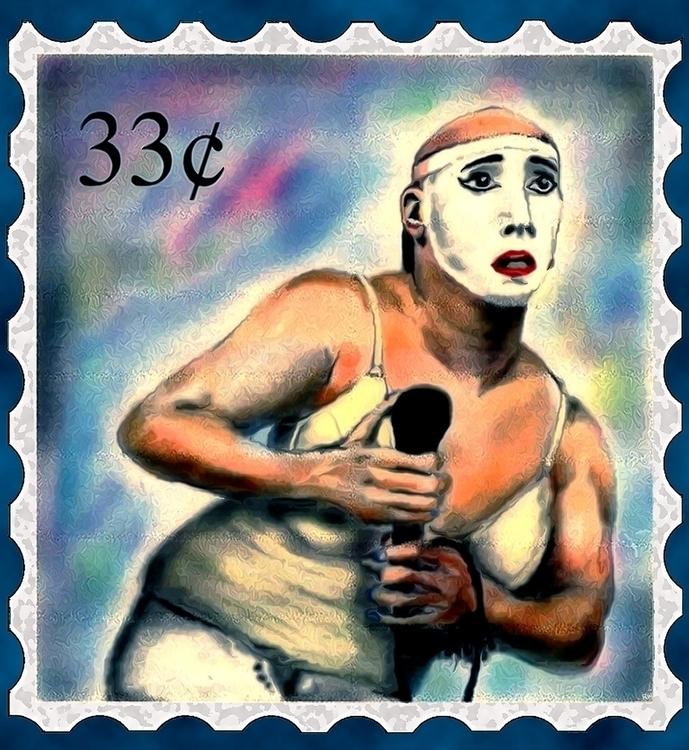Maynard Stamp Digital Work - illustration - wilkinso-5391 | ello