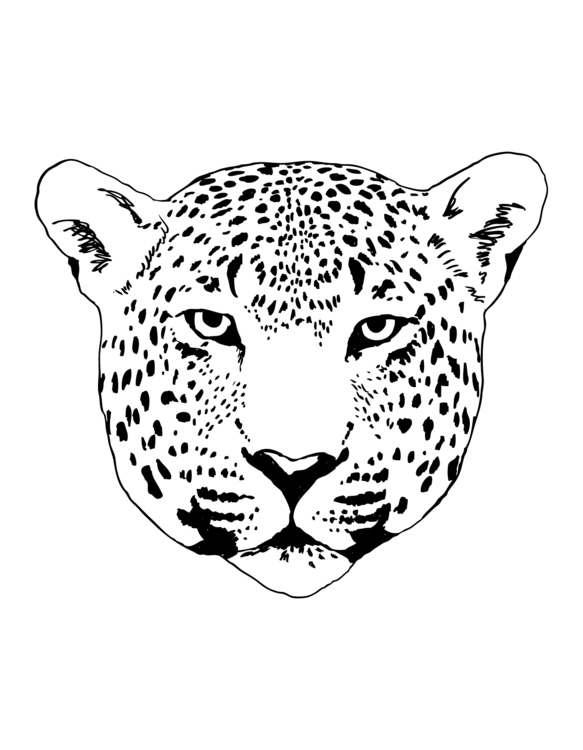 Leopard Print Created iglo+indi - karitasdottir | ello