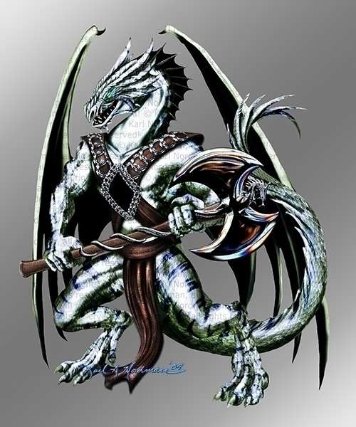 Drakeind - thelycanknight | ello