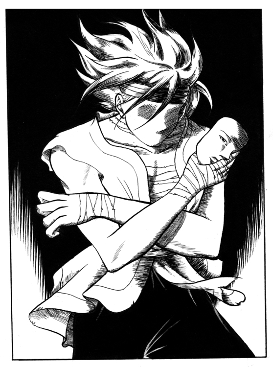 ink, nib, drawing, illustration - alisa102   ello