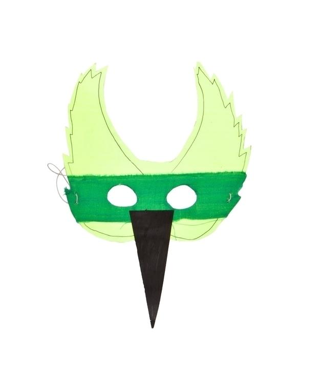 Bird Mask Created iglo+indi SS1 - karitasdottir   ello