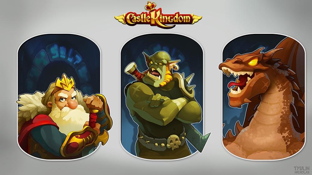 «Castle Kingdom» part ? 4 - kinnara-3336 | ello