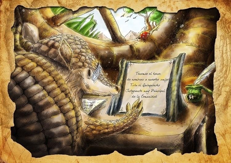 illustration - nahuelullua | ello