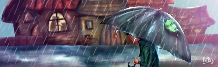 Smiling Rain - mig-5292 | ello