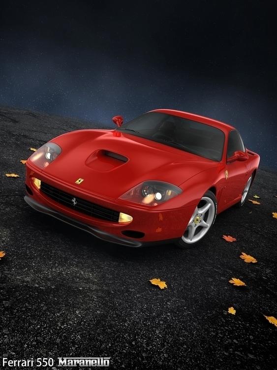 Ferrari 550 Maranello - pawlito | ello