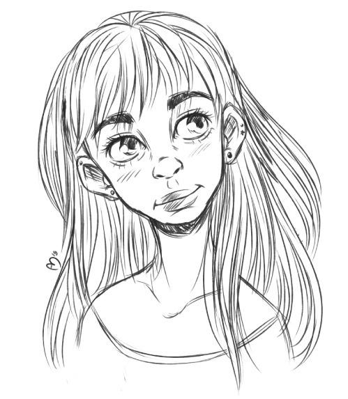 illustration, drawing, sketch - andymendo | ello